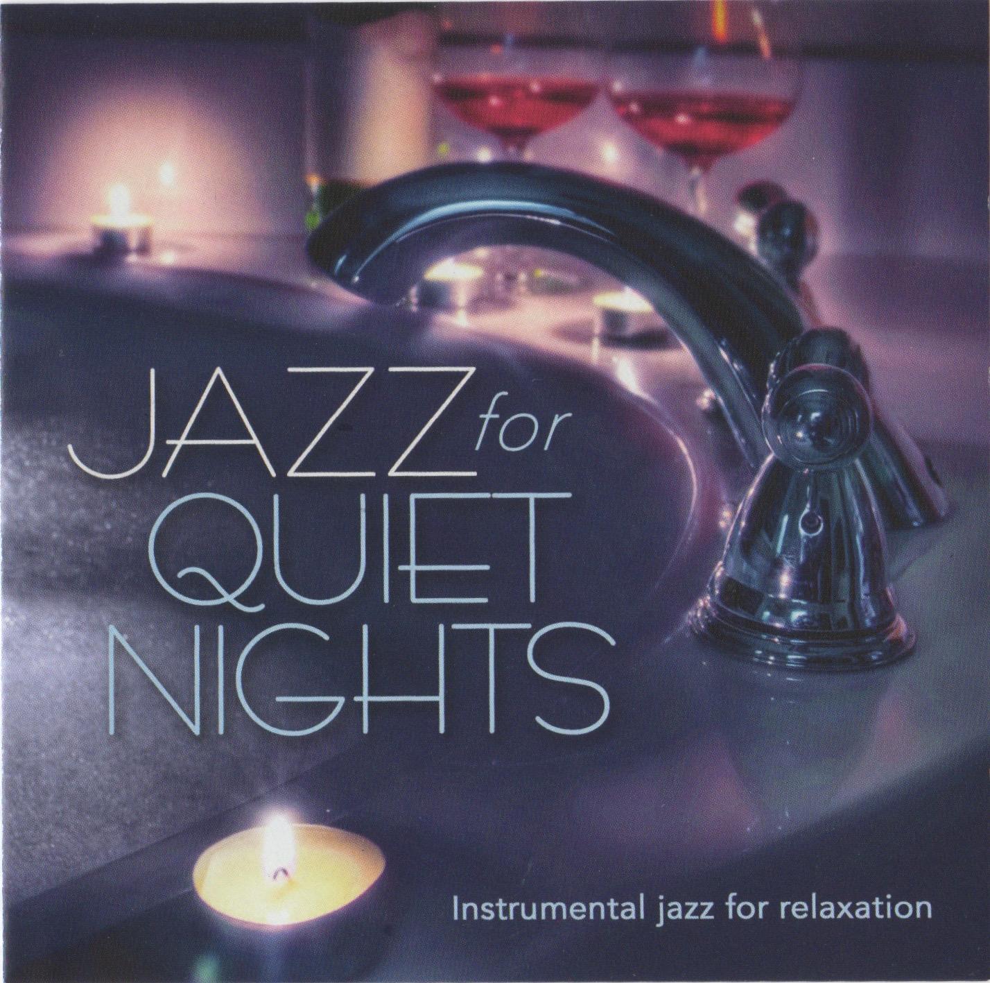 Jazz for Quiet Nights album cover
