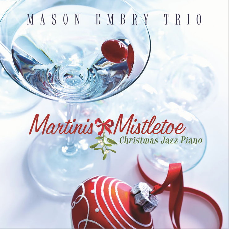 martinis mistletoe album cover